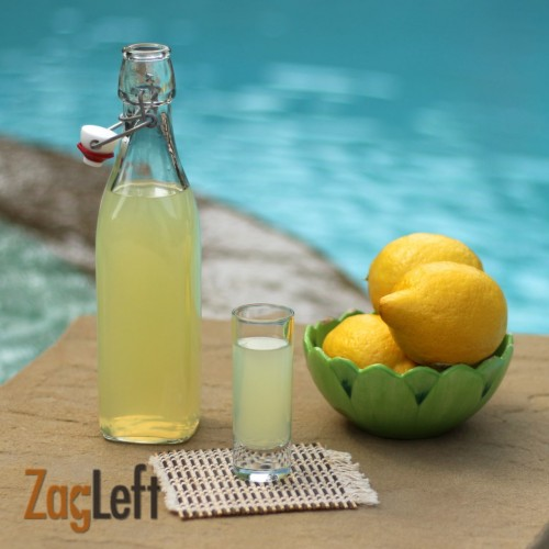 Limoncello from ZagLeft