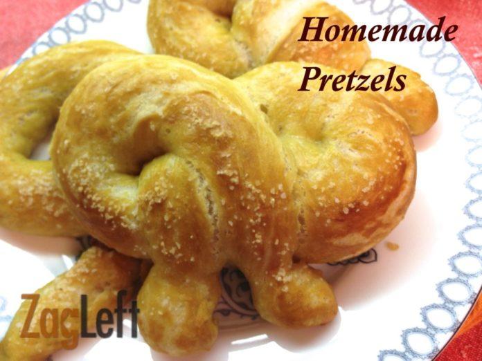 Homemade Pretzels from Zagleft - 6a