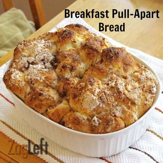 Breakfast Pull Apart Bread From ZagLeft b