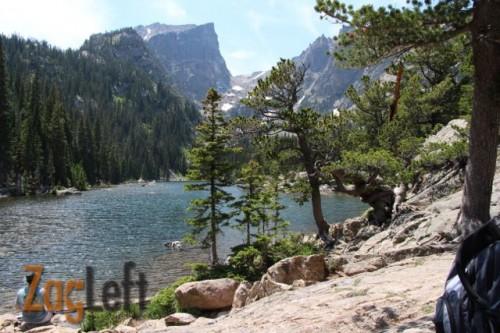 Dream Lake 1 from ZagLeft