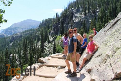 Emerald Trail Cliff from ZagLeft