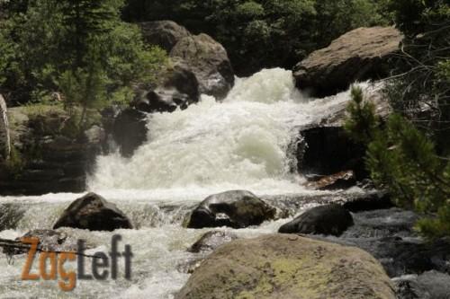 Lower Copeland Falls from Zagleft