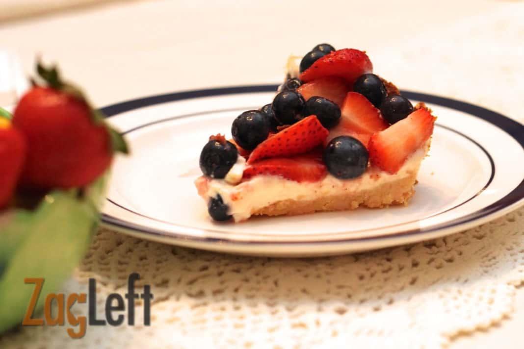Strawberry Tart from ZagLeft a