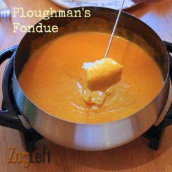 Ploughman's Fondue from ZagLeft