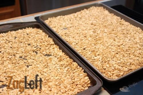 Tropical Granola Bars from Zagleft b