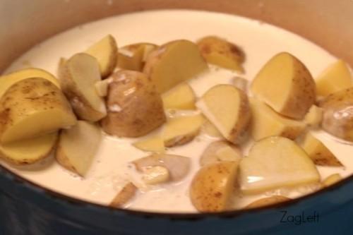 Loaded Potato Casserole Recipe ZagLeft