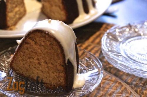 Eggnog Bundt Cake : ZagLeft
