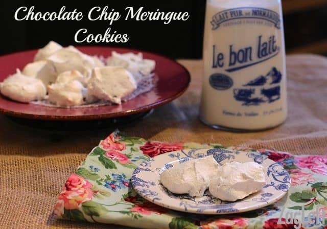 Chocolate Chip Meringues - ZagLeft