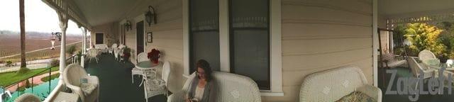 The Raford Inn - front porch - ZagLeft