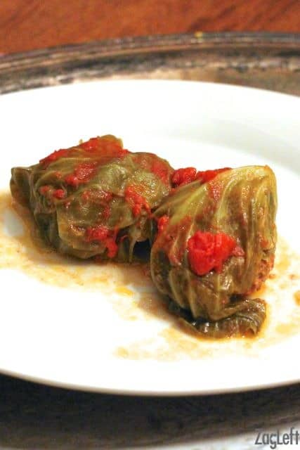 Golabki (Stuffed Cabbage Rolls) | ZagLeft