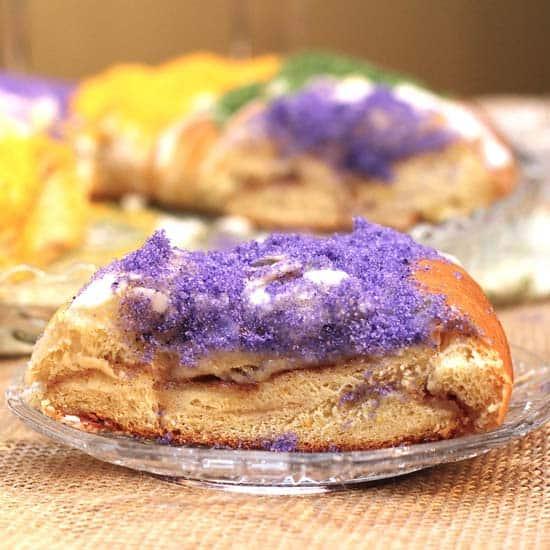 Zagleft King Cake