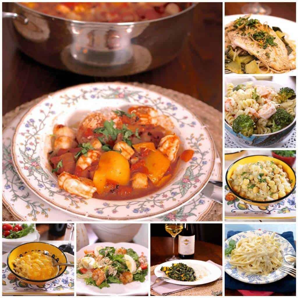 50+ Meatless Meals For Lent   www.zagleft.com