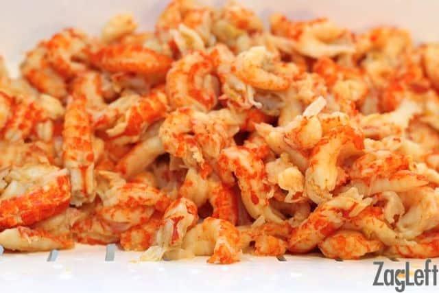 Crawfish Beignets / ZagLeft
