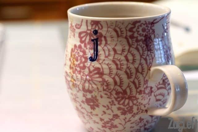 Anthropologie Mug | ZagLeft