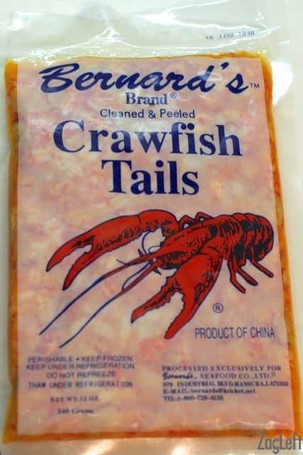 Crustless Creole Quiche - crawfish - ZagLeft
