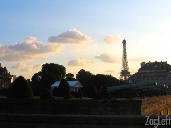 A Perfect Day In Paris | ZagLeft