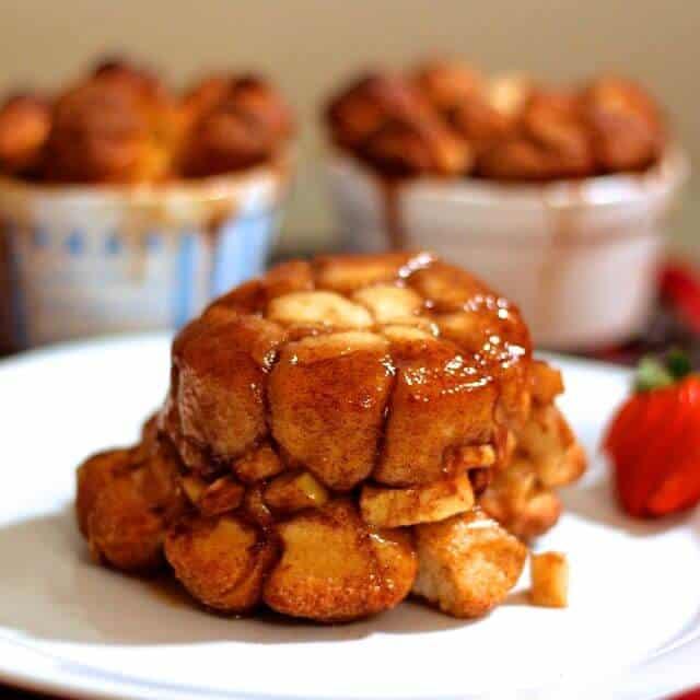 Apple Fritter Monkey Bread - FG