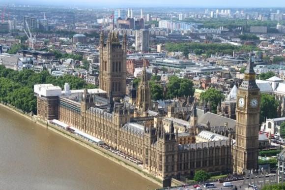 Big Ben from the London Eye | ZagLeft