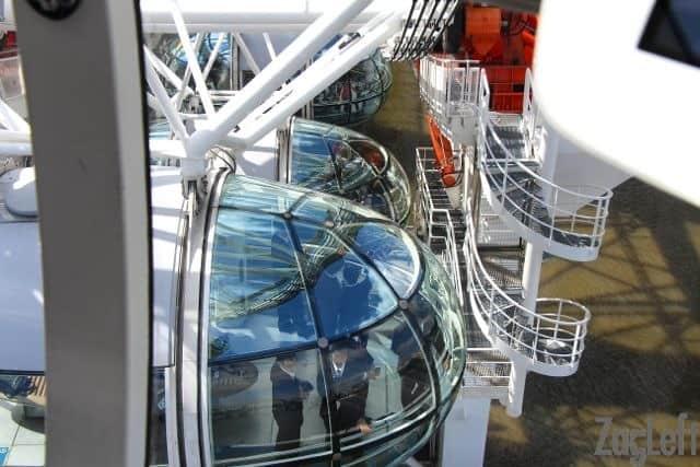 Photo Essay - The London Eye | ZagLeft