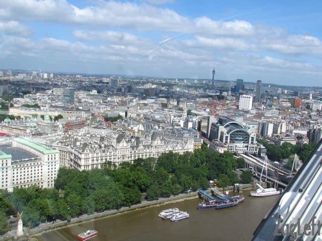 The London Eye - A Photo Essay | ZagLeft