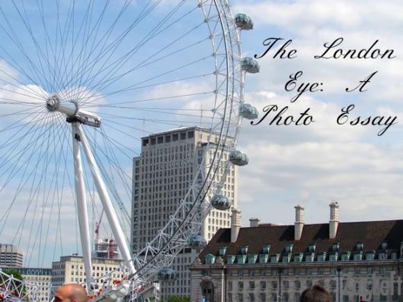 The London Eye ZagLeft.