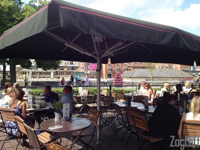 Browns Brasserie near Windsor Castle | ZagLeft