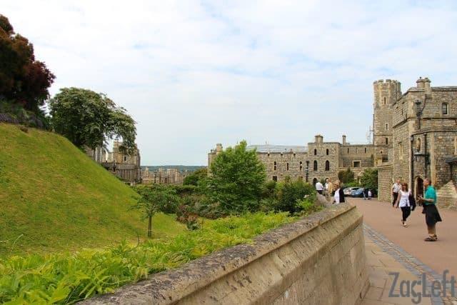 Visiting Windsor Castle - ZagLeft
