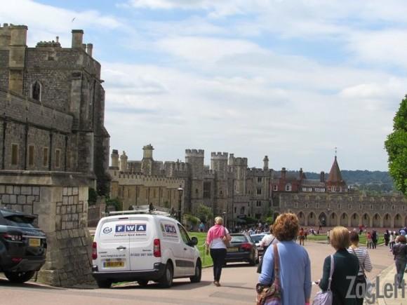 Windsor Castle - a working castle - ZagLeft