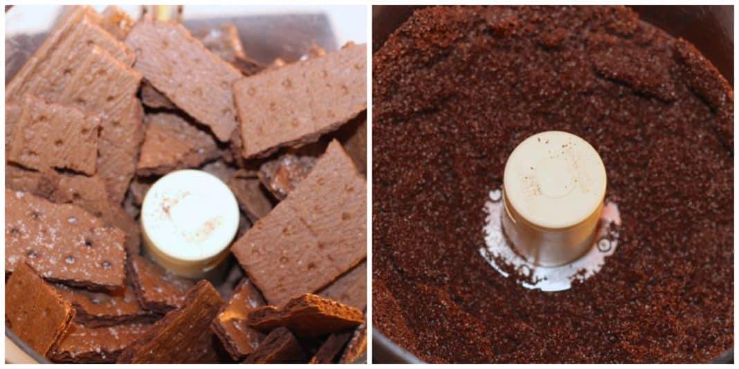 Double Chocolate Caramelized Banana Cream Pie -zagleft