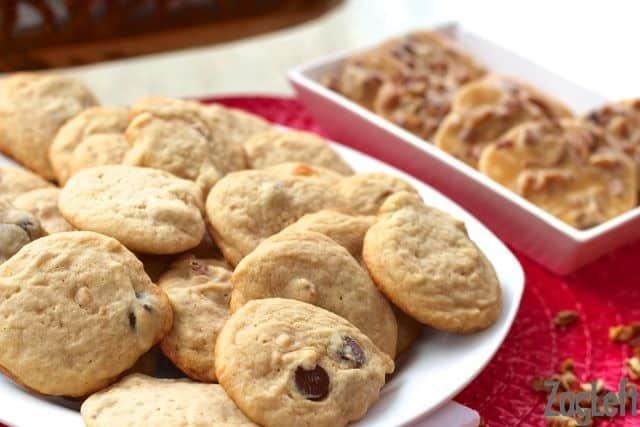 Pecan Praline Cookies - ZagLeft