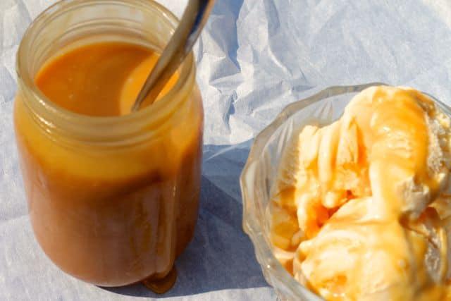Salted Caramel Recipe from ZagLeft