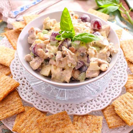 Chicken Salad | One Dish Kitchen