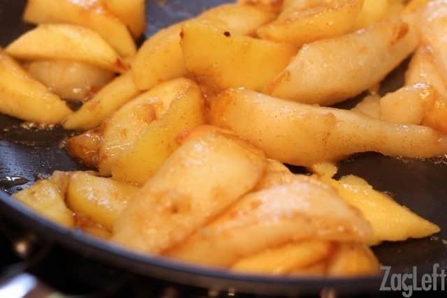 Apple and Pear Galette Recipe | ZagLeft