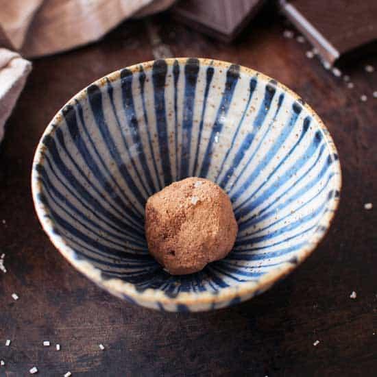 Chocolate Truffles | One Dish Kitchen