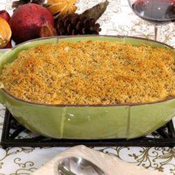 Sweet Potato Macaroni and Cheese Recipe from ZagLeft