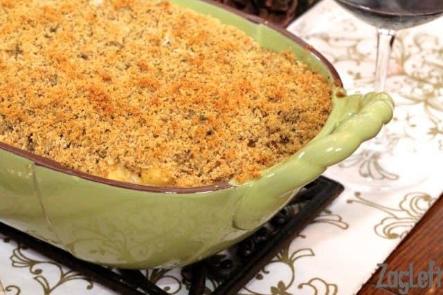 Sweet Potato Mac and Cheese   ZagLeft