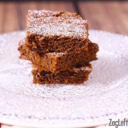 Gingerbread Bars | ZagLeft