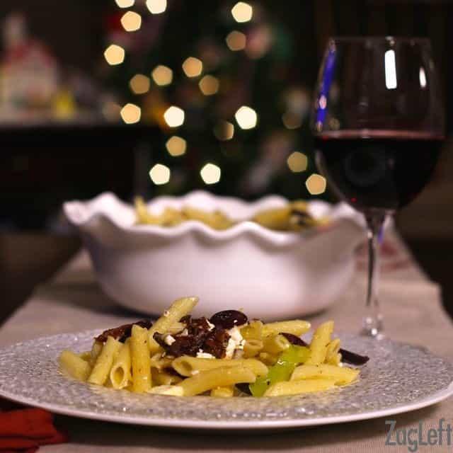Mediterranean Pasta | ZagLeft