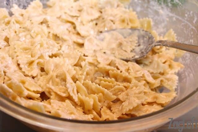 Fried Pasta | ZagLeft