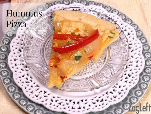 Hummus Pizza | ZagLeft