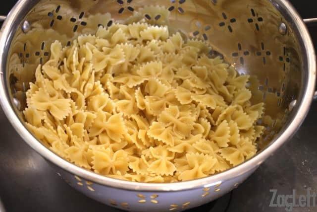 Fried Pasta - ZagLeft