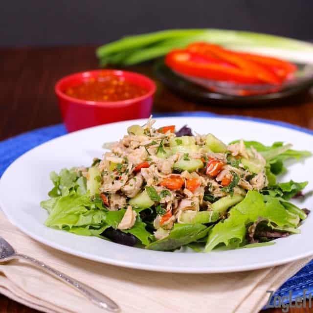 Promo image for Larb Gai recipe
