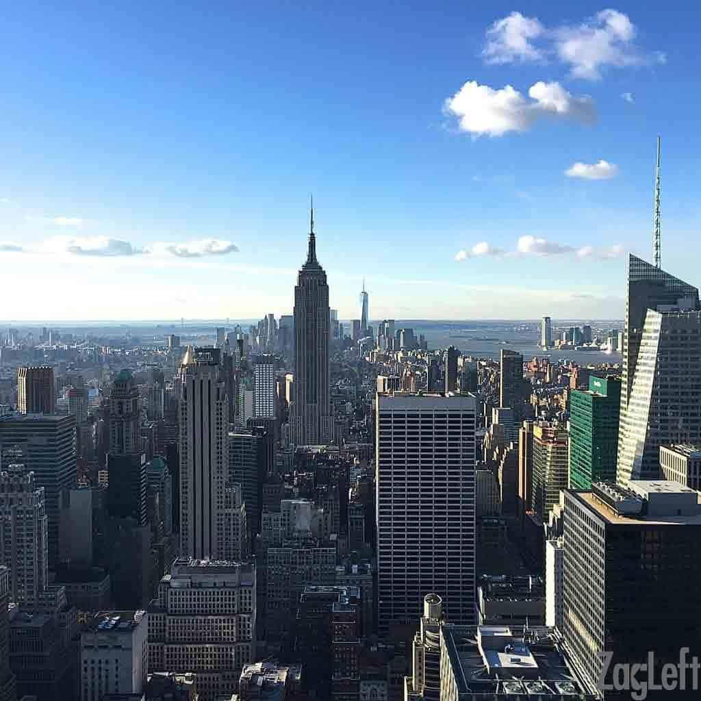 3 Days In New York City | ZagLeft