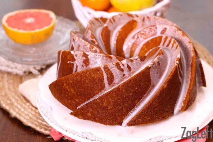 Lemon Grapefruit Cake | ZagLeft