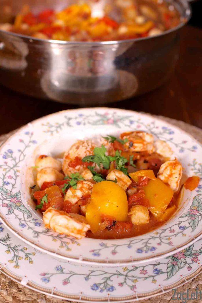 Spicy Shrimp and Scallops | ZagLeft
