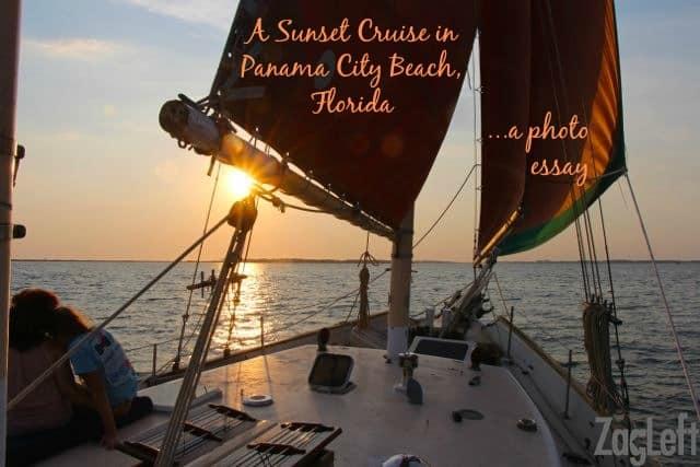 A Sunset Cruise in Panama City Beach, Florida | ZagLeft