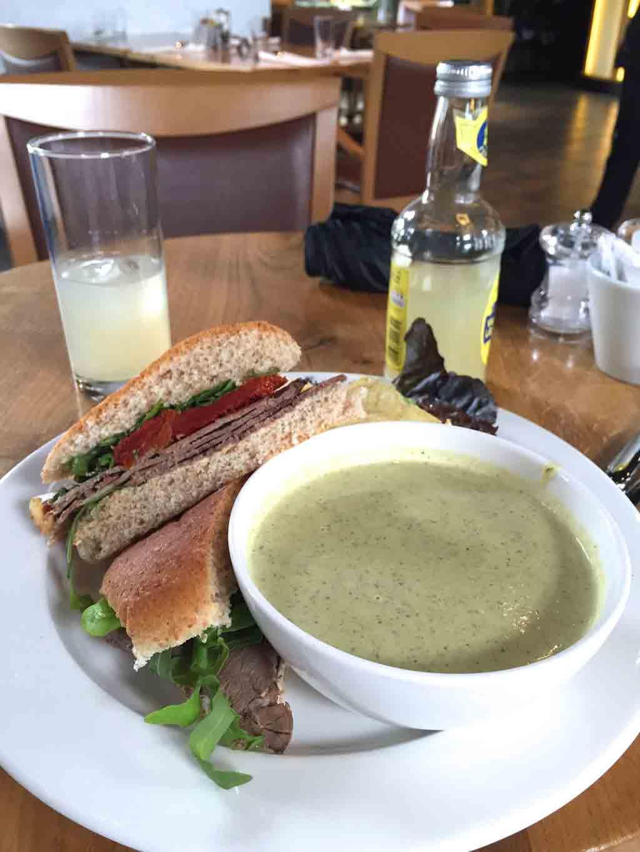 Lunch at the Glenfiddich Distillery | ZagLeft