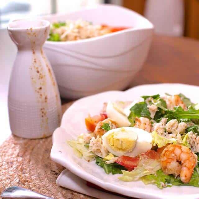 Promo image for shrimp salad recipe