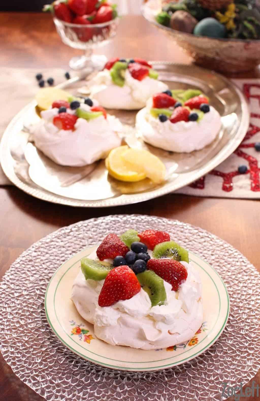 Promo image for Mini Pavlovas recipe