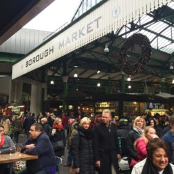 Our guide to visiting and exploring the best London markets. From Borough Market to Greenwich Market we're showing you our favorites. The London markets are fun places to shop for food, drinks, clothes, antiques and other merchandise. There's something for everyone! | www.zagleft.com
